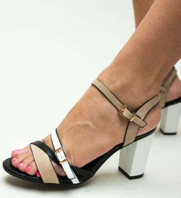 Sandale Merkola Negre