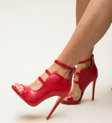 Sandale Denise Rosii