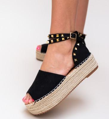 Sandale Belmica Negre