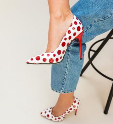 Pantofi Almanos Albi