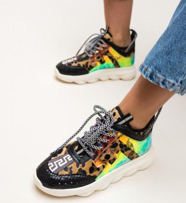 Pantofi Sport Medoza Aurii