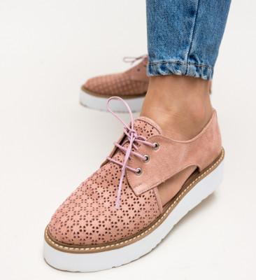 Pantofi Casual Ardilen Roz
