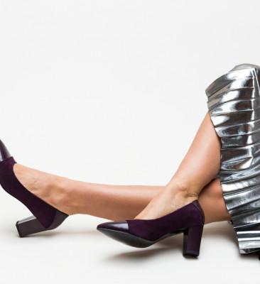 Pantofi Ajay Mov