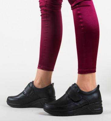 Pantofi Casual Avalos Negri