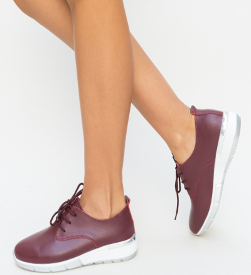 Pantofi Casual Barend Grena
