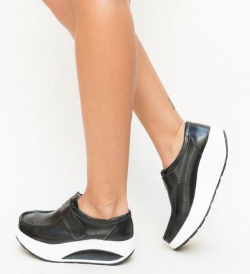 Pantofi Casual Bimbi Negri