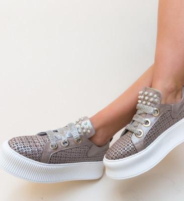 Pantofi Casual Blinders Bej