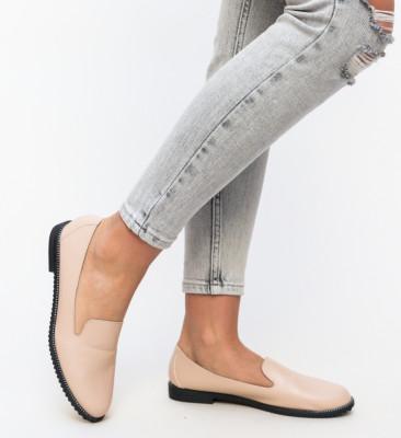 Pantofi Casual Diable Bej