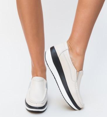 Pantofi Casual Ember Bej