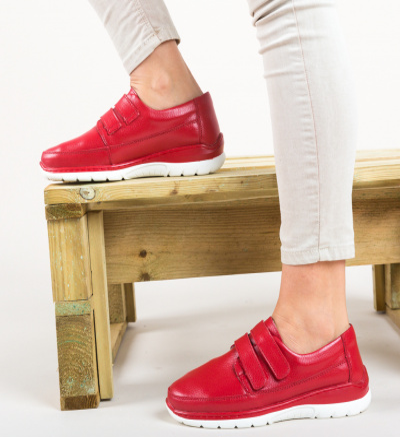 Pantofi Casual Grant Rosii