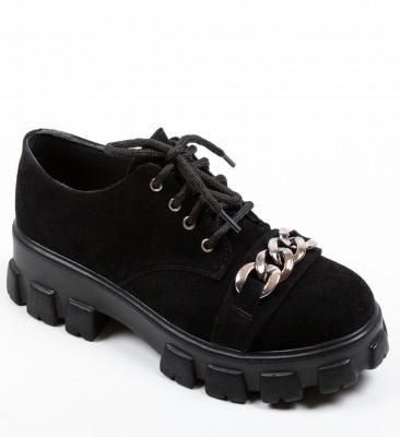 Pantofi Casual Gremna Negri