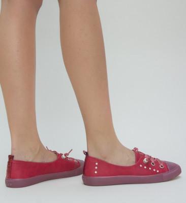 Pantofi Casual Kinder Rosii