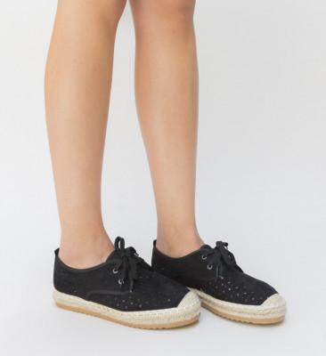 Pantofi Casual Lyo Negri