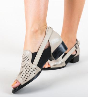Pantofi Casual Mantelis Bej