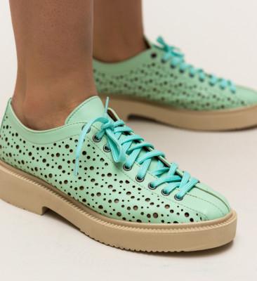 Pantofi Casual Muse Turcoaz