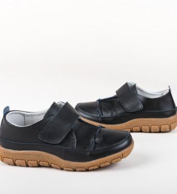Pantofi Casual Myers Negri
