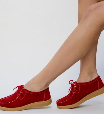 Pantofi Casual Neca Rosii
