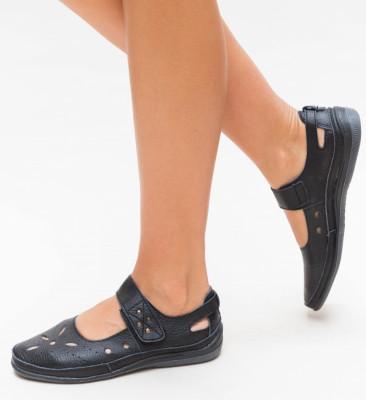 Pantofi Casual Nuva Negri