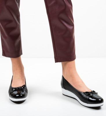Pantofi Casual Oanica Negri