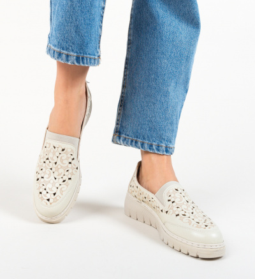 Pantofi Casual Ocasio Gri