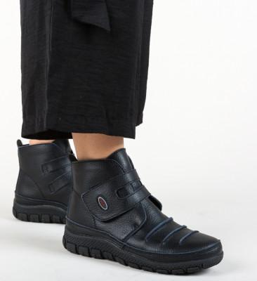 Pantofi Casual Ramirez Negri