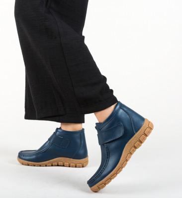 Pantofi Casual Santana Bleumarin