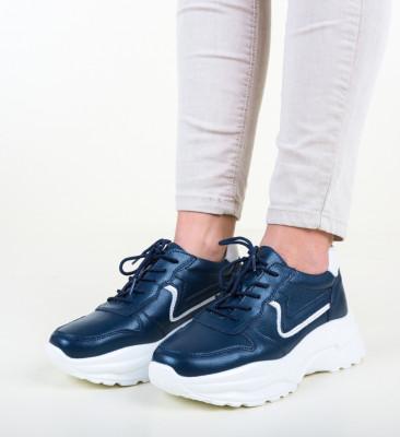 Pantofi Casual Walsh Bleumarin