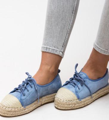 Pantofi Casual Yusuf Albastri