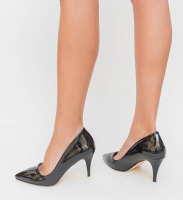 Pantofi Claus Negri 2