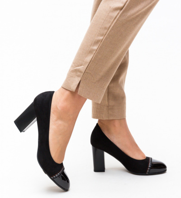 Pantofi Darla Negri 2