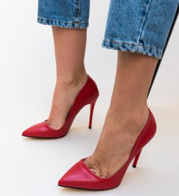 Pantofi Easter Rosii