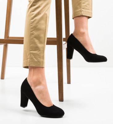 Pantofi Esoum Negri 2
