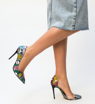 Pantofi Fifi Negri 3