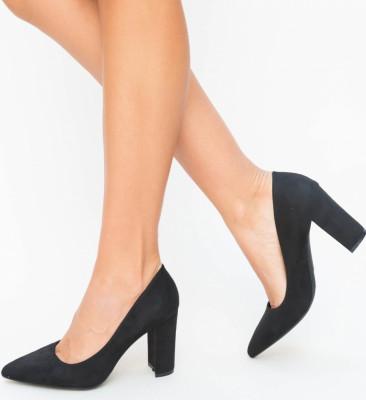 Pantofi Genta Negri