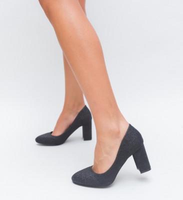 Pantofi Guarda Negri