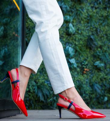 Pantofi Haraj Rosii