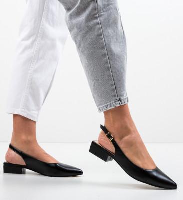 Pantofi Howe Negri