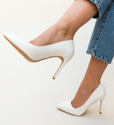 Pantofi Jaidon Albi