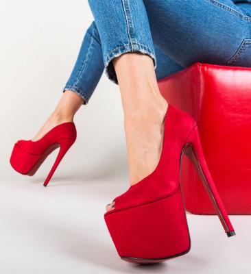 Pantofi Jikos Rosii