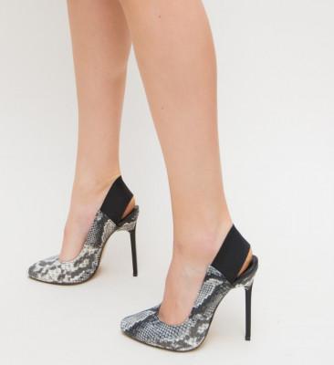 Pantofi Julius Gri