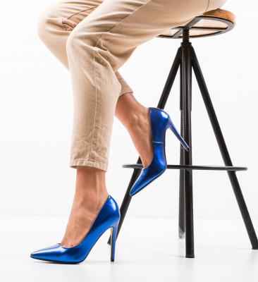 Pantofi Kaci Albastri