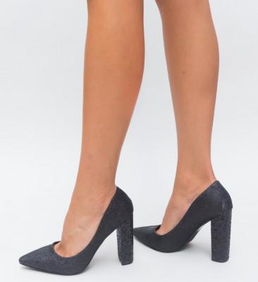 Pantofi Kilo Negri