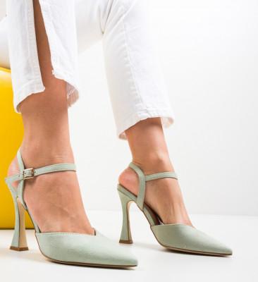 Pantofi Neroc Verzi