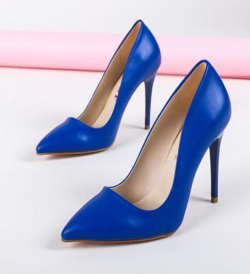 Pantofi Oligo Albastri