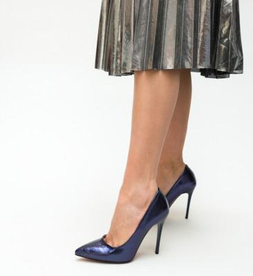 Pantofi Pideos Bleumarin