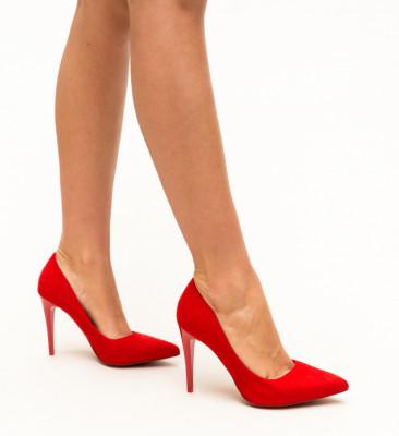Pantofi Polon Rosii 2
