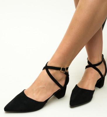 Pantofi Ramos Negri