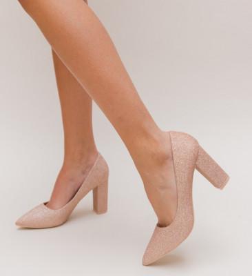 Pantofi Simera Aurii 2