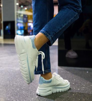 Pantofi Sport Aiys Albastri