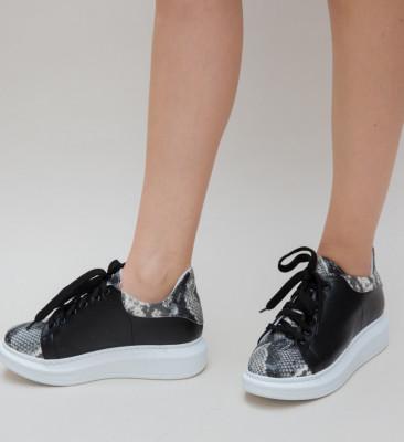 Pantofi Sport Barni Gri 2